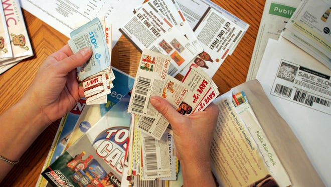 Find $45 worth of coupons in Sunday's Daily Advertiser.