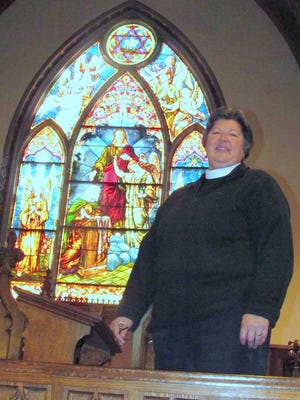 The Rev. Wanda Copeland will be installed Thursday as the new rector at Trinity Episcopal Church in downtown Elmira.