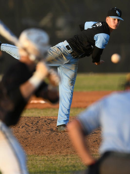 High School Baseball: Merritt Island at Rockledge