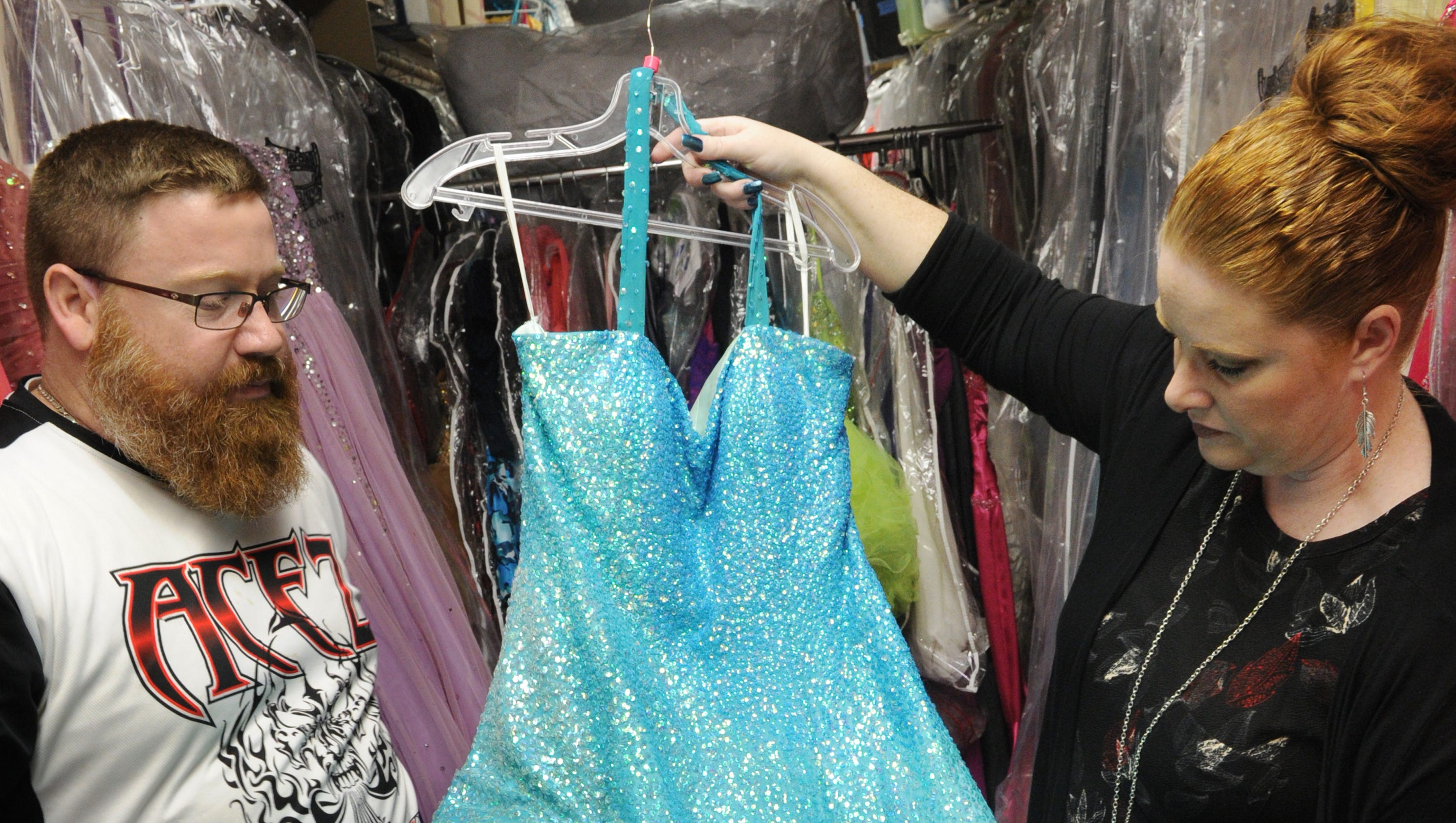 See what prom dresses local teens can get for free