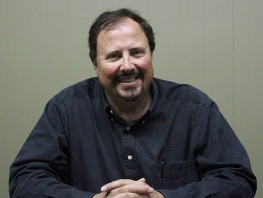 Candidate Jeff Carr