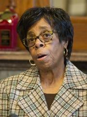 State Sen. Earline Rogers, D-Gary