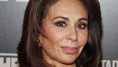 Jeanine Pirro was ticketed for speeding upstate.