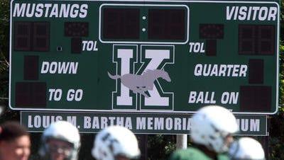J.F. Kennedy High School football