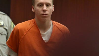 Sean Clarke was ruled too incompetent to stand trial in a case involving explosive material at a Cathedral City home.