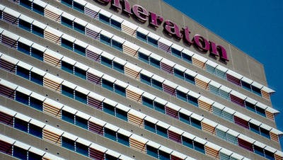 The Sheraton Downtown Phoenix, a 1,000-room hotel that is owned by the City of Phoenix, had an occupancy rate of just 52.5 percent through the first three fiscal quarters of 2013.