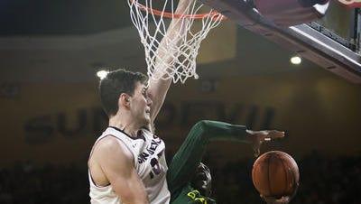 Former ASU center Jordan Bachynski will play for the Charlotte Hornets in the NBA Summer League.