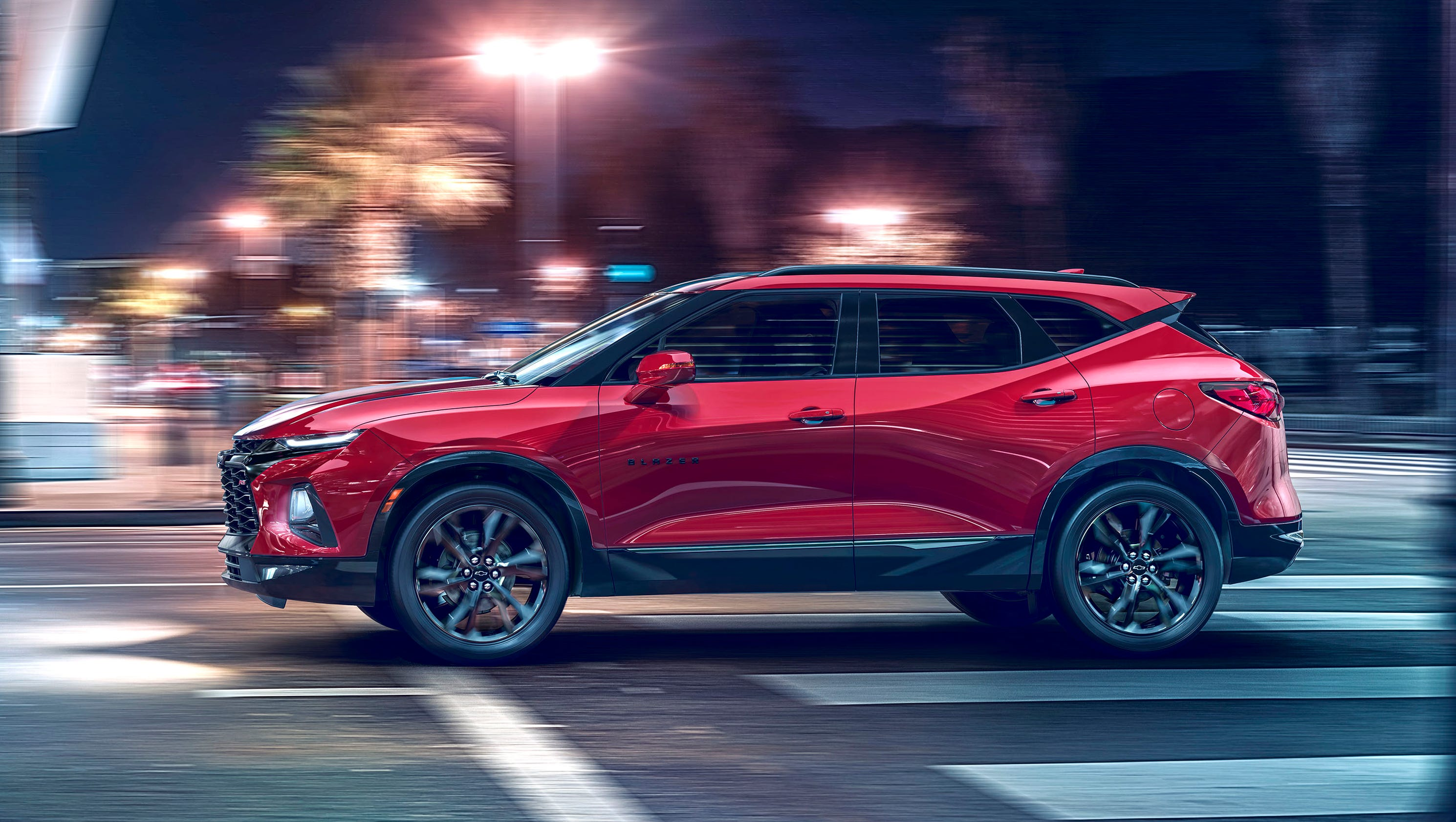Chevy Blazer Suv >> What shoppers will like about the all-new 2019 Chevy Blazer