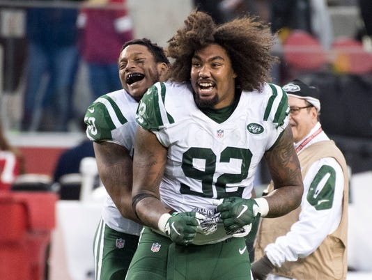 NFL: New York Jets at San Francisco 49ers