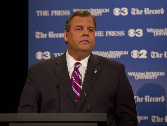 Christie 2013 debate
