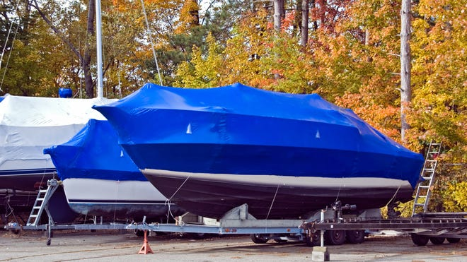 Chemung County will begin accepting applications for boat and vehicle storage at the county fairgrounds.