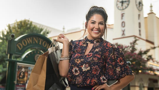 Danielle Martin is the Visalia Times-Delta's Downtown