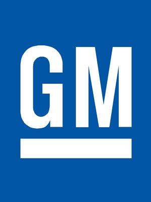 The logo for General Motors
