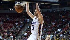 Pistons' Summer League run brought to screeching halt in quarterfinal loss to Lakers