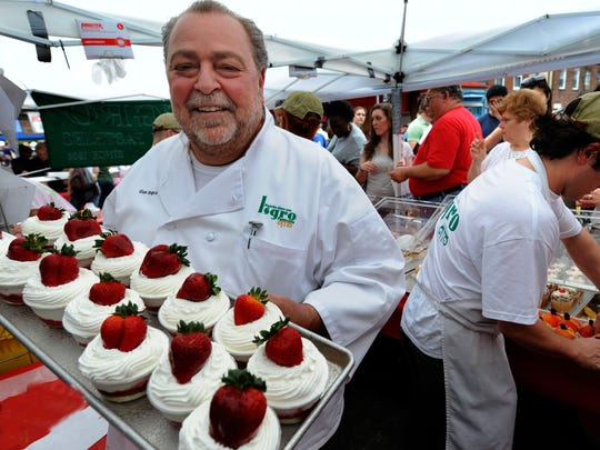 Always a bustling neighborhood, the Italian Market turns it up a notch during the 9th Street Italian Market Festival on May 16 and 17.