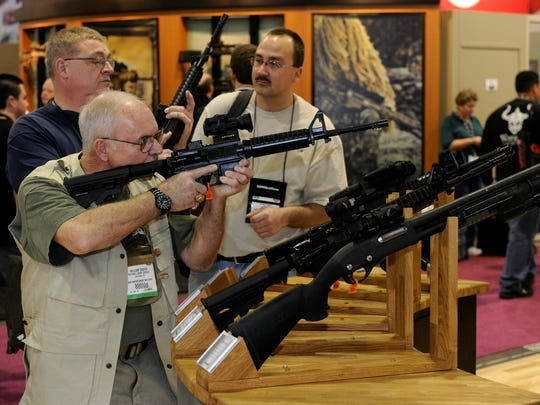 Gun Show returns to North Fort Myers on Aug.  27 and 28.