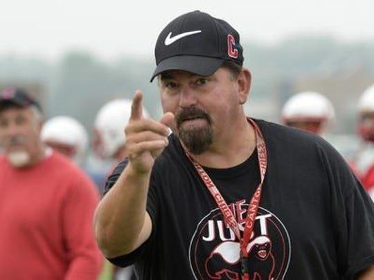 Tim Baechler, who recently retired after 20 winning seasons as Canton football coach, is among the first group to be inducted into the Canton Hall of Fame.