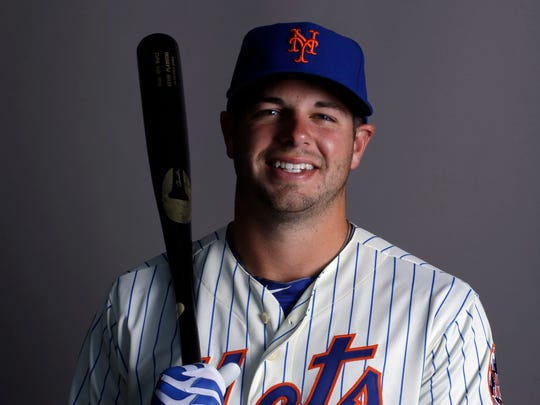Mets catcher prospect Kevin Plawecki, formerly of Westfield High School and Purdue.