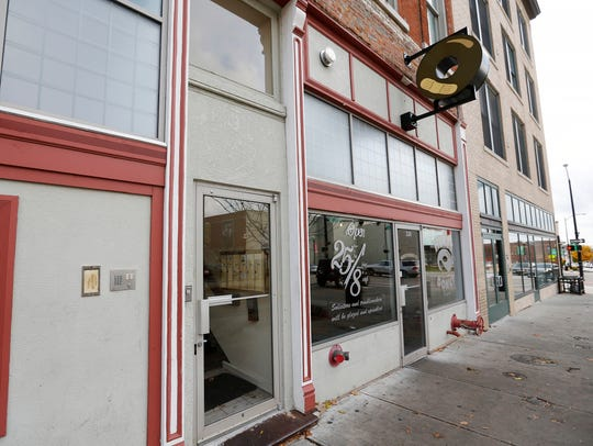 Hurts Donut in downtown Springfield on Monday, November