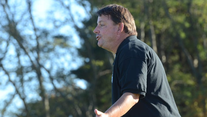 Houston coach David Wolff was named USA Today National Coach of the Year after guiding the Mustangs to a 25-0-0 record in 2017 and a USA Today national championship.