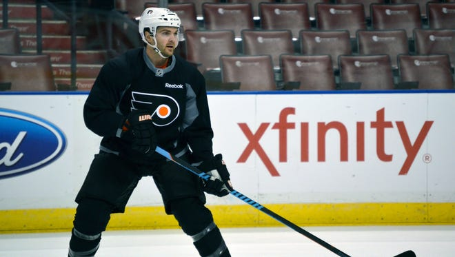 Carlo Colaiacovo will be paired with Luke Schenn and be on the second power-play unit against Edmonton Tuesday.