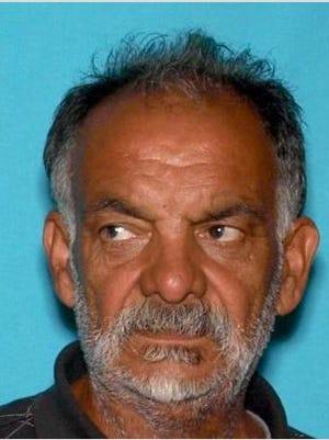Jose Deleon, 60, of Visalia