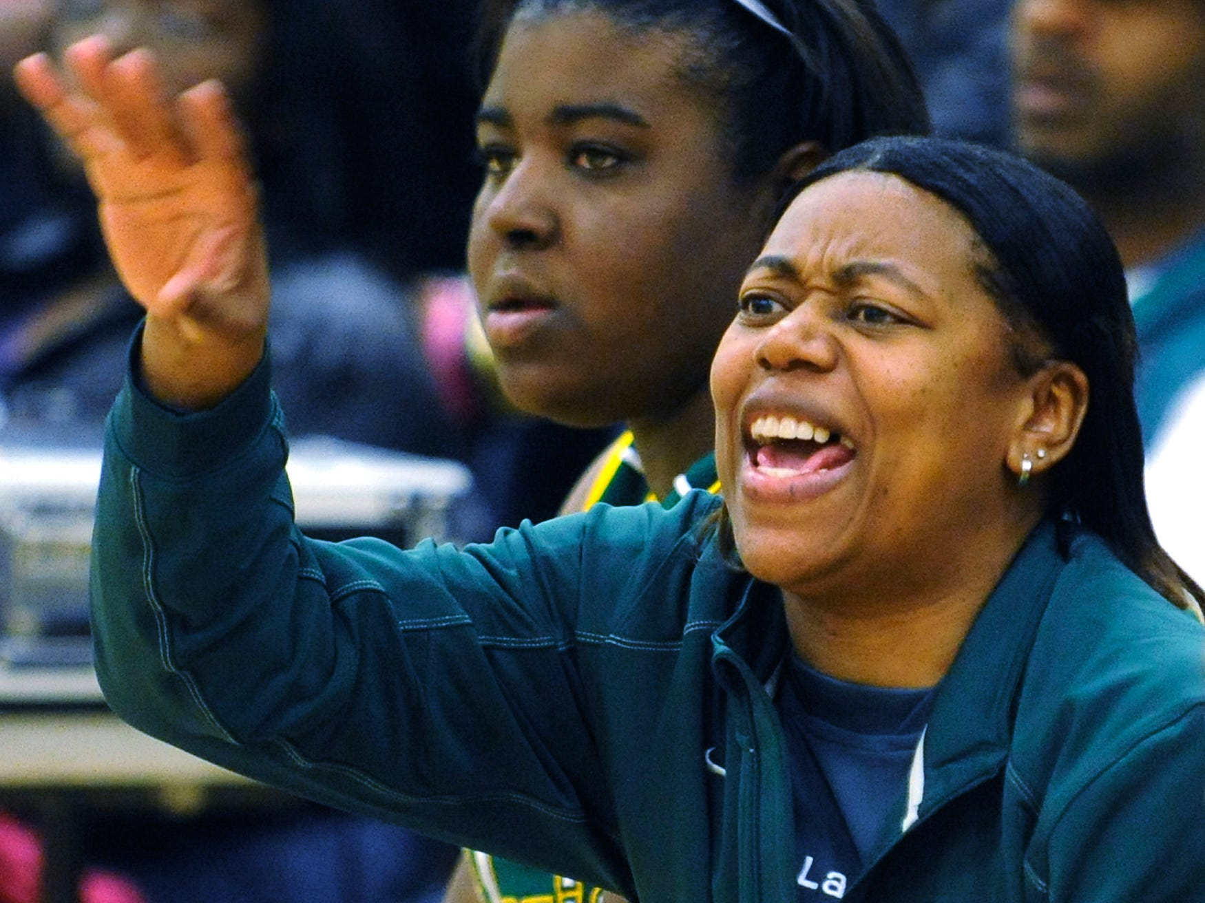 Jeff Davis girls coach LaKenya Knight was Miller's assistant for two seasons, including the state championship year, and has continued the Vols' winning tradition.