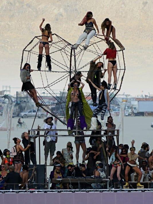 News: Burning Man 2017