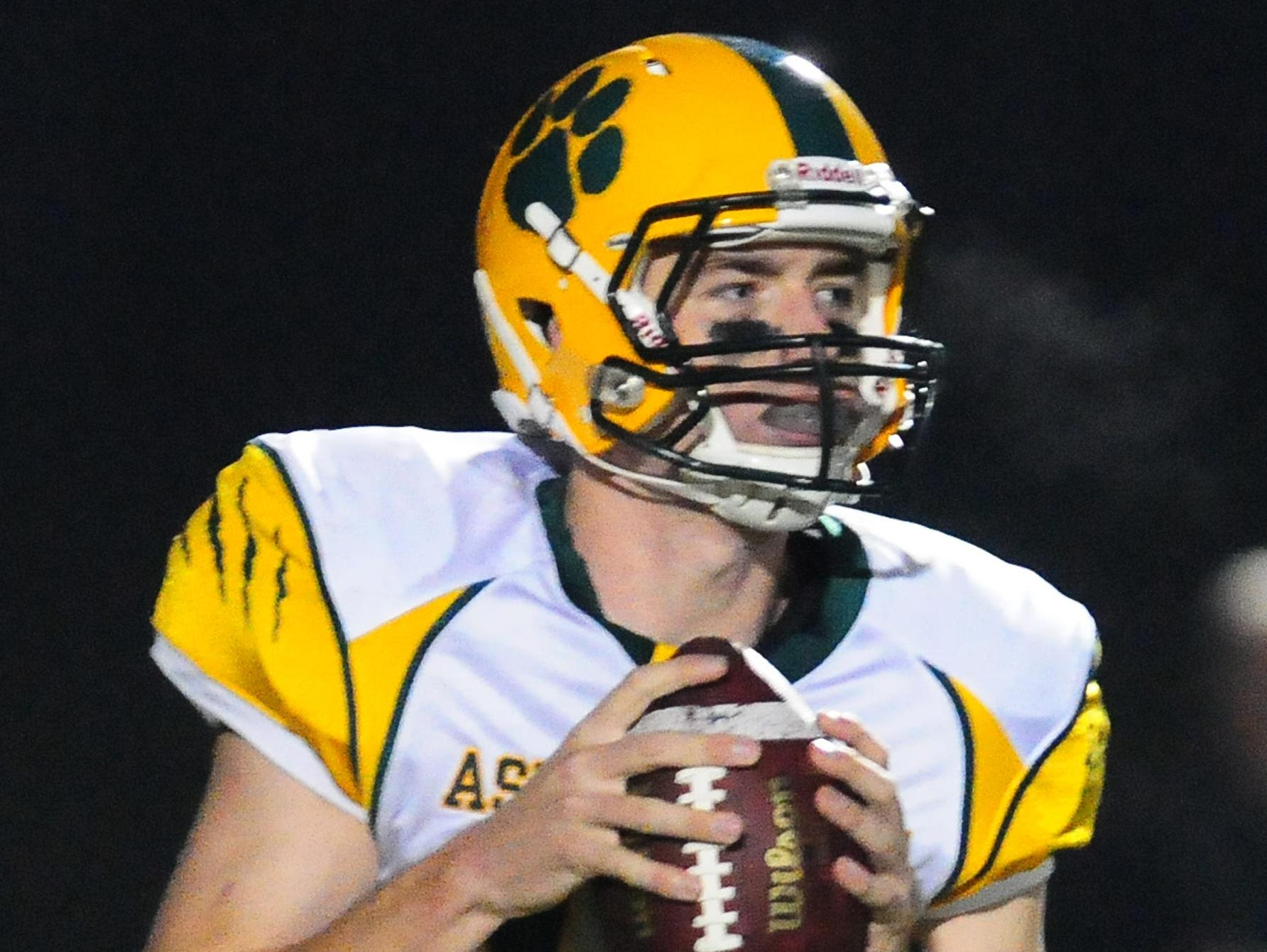 Ashwaubenon's James Morgan will be a freshman at Bowling Green this season. He is the area's first NCAA Division I scholarship quarterback since the 1980s.