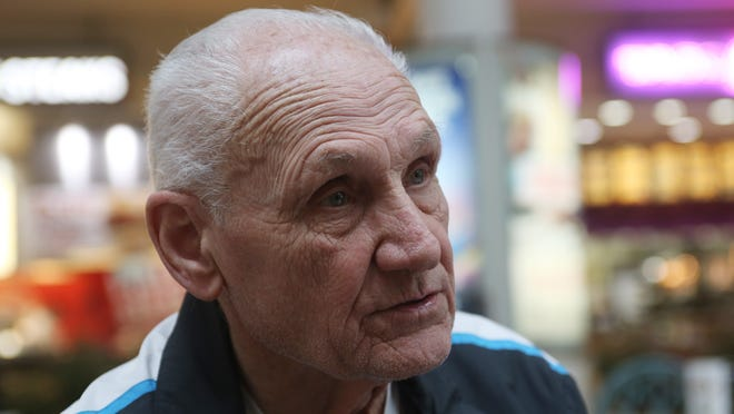Former Duke basketball player Rudy D'Emilio, now an 83-year-old Edison resident, talks about his playing days.