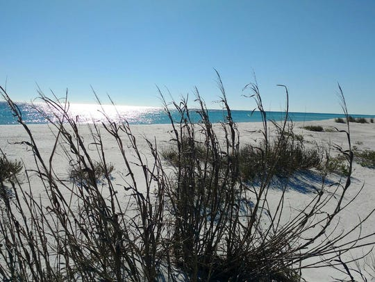 Navarre Beach is one of three local beaches in the