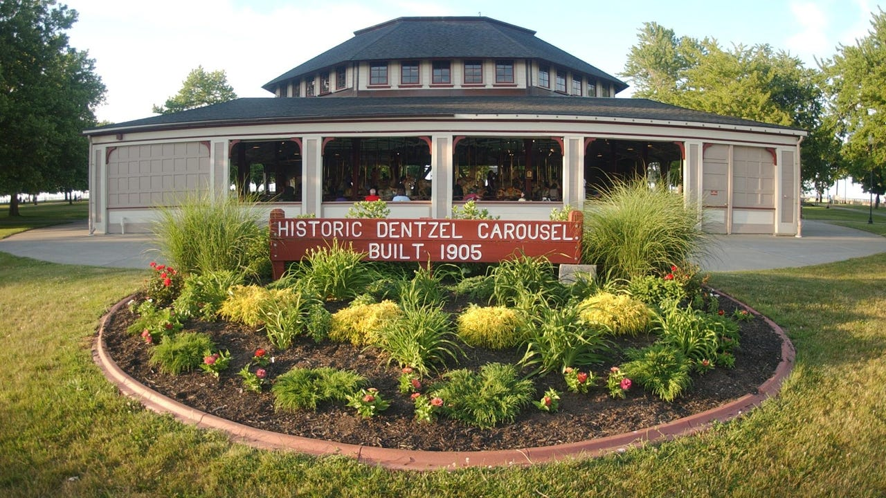 The popular carousel, closed last July by a malfunction, won't be repaired and back in business until mid-summer.