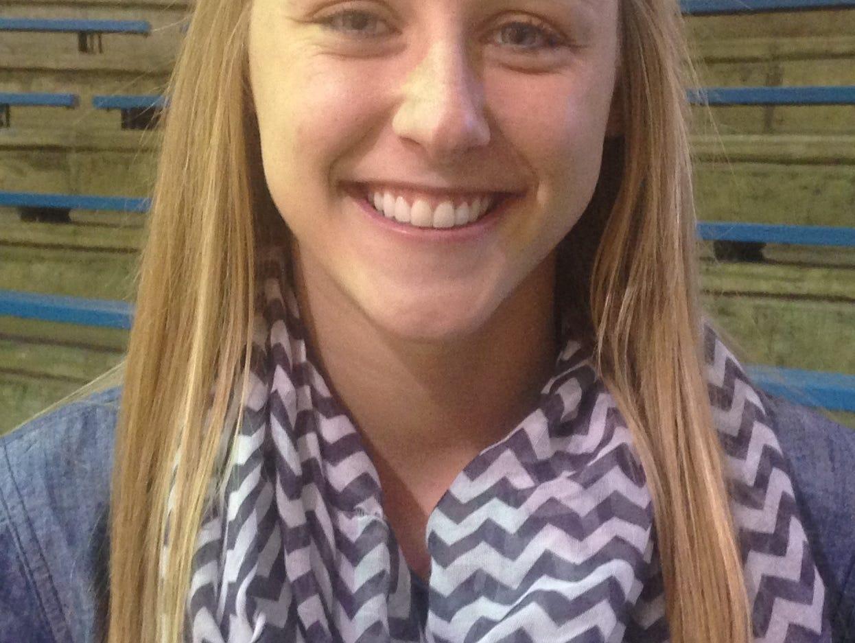 Gibson County's Erin Lannom