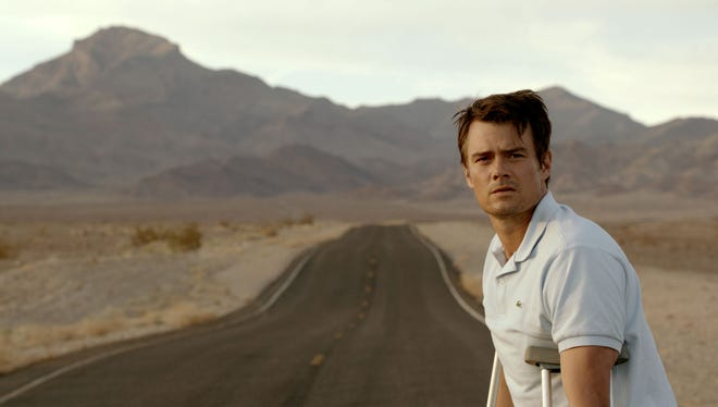 Josh Duhamel joins his best friend on a cross country road trip that goes very wrong in 'Scenic Route.'