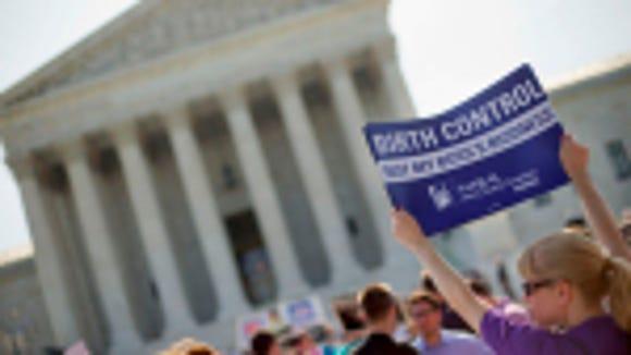AP SUPREME COURT BIRTH CONTROL A FILE USA DC