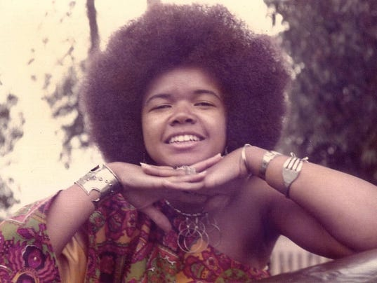 YOUNG STARLA LEWIS AFRO.JPG