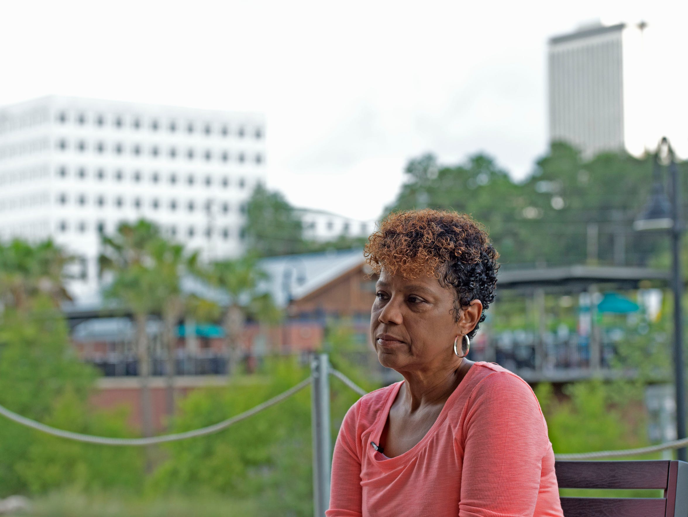 Since retiring in 2016, Marshelle Moreland, 56, of