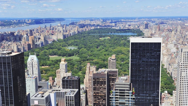 Take a look at these 10 surprising facts you might not know about Central Park in New York.