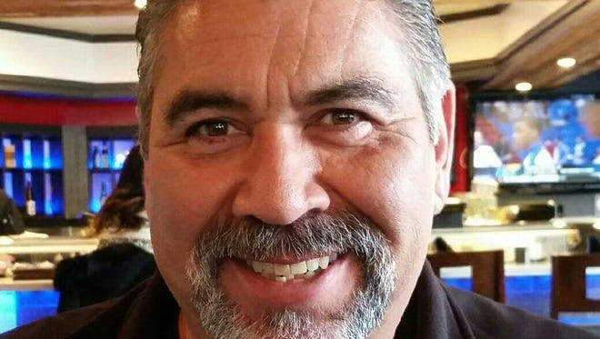 Brian Contreras is running for Salinas City Council District 1.
