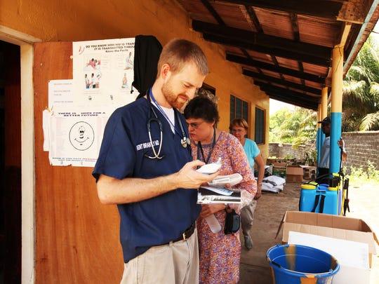 Kent Brantly Ebola patient