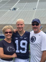The Garrity family knew Joe Paterno longer than most