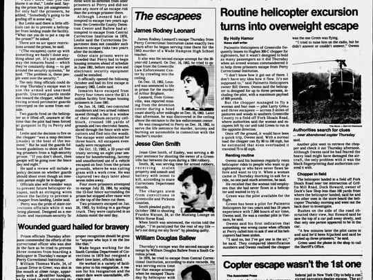Page 16A from The Greenville News' print edition on Friday, December 20, 1985.