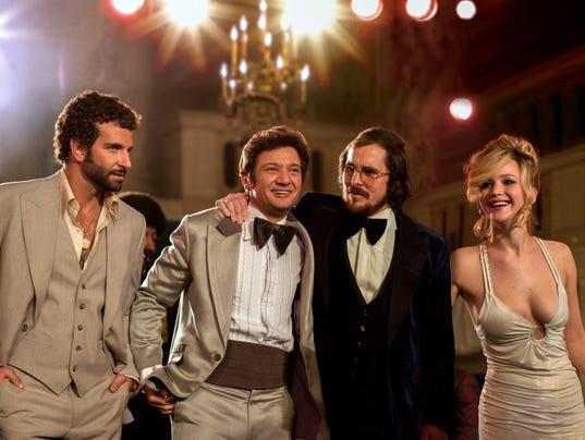 Box Office Bump: 'American Hustle'