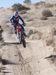 St. George resident Skyler Howes, 23, has been riding his dirt bike since he was just 3 years old. Skyler is currently raising funds so that he will be able to compete at the International Six Days Enduro in Košice, Slovakia, Sept. 7.