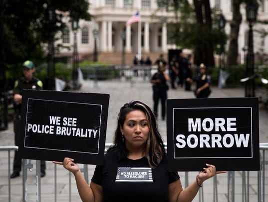 addressing the problem of police brutality