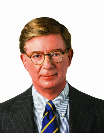Columnist George Will