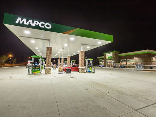 Alabama: MAPCO.