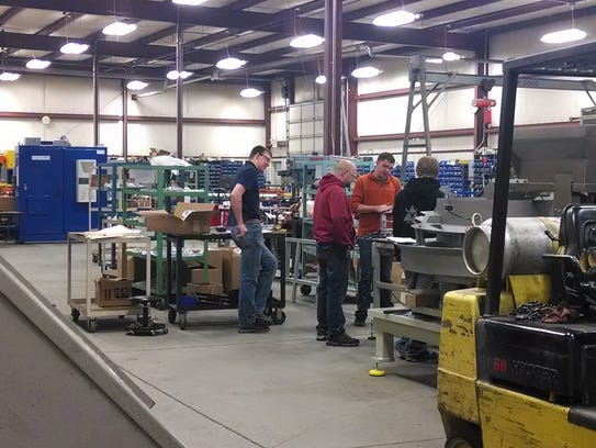 Progress TAC in Clyde announced a $3.2 million expansion