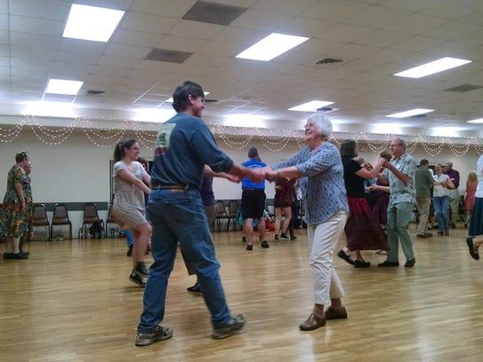Redding Community Contra Dance