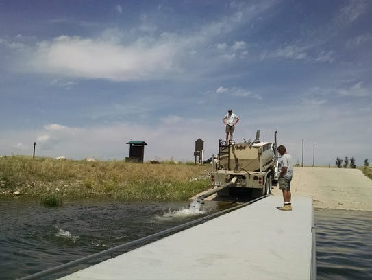 Budget cuts result in big fishing stocking cuts at montana for Fish wildlife and parks